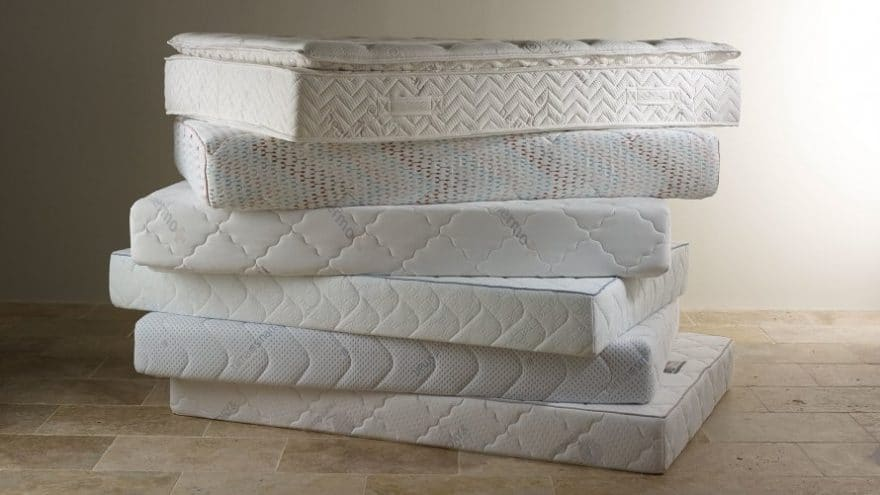 Different Mattress Types