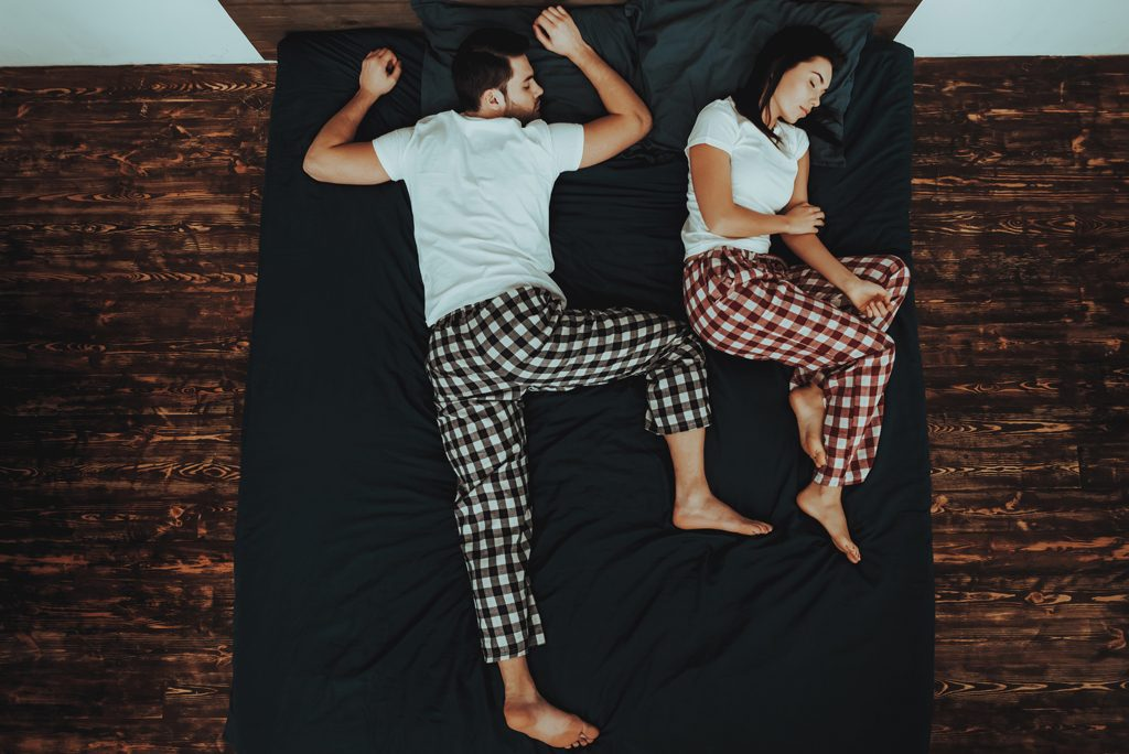 Common Sleeping Positions And Their Meanings