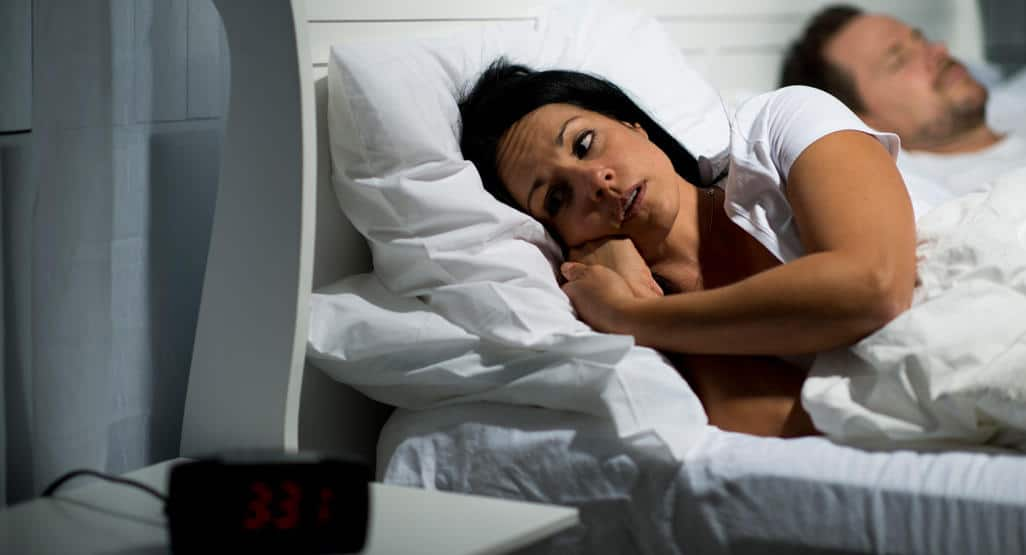 Sleeping Problems? Here's 10 Tips For Better Sleep At Night