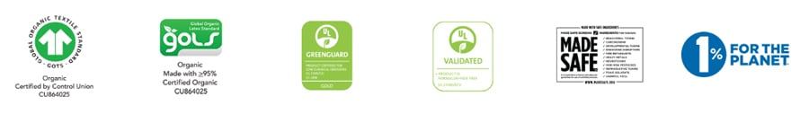 naturepedic certifications
