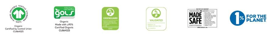 naturepedic certifications