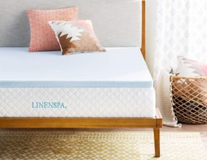 Linenspa 3 inch topper