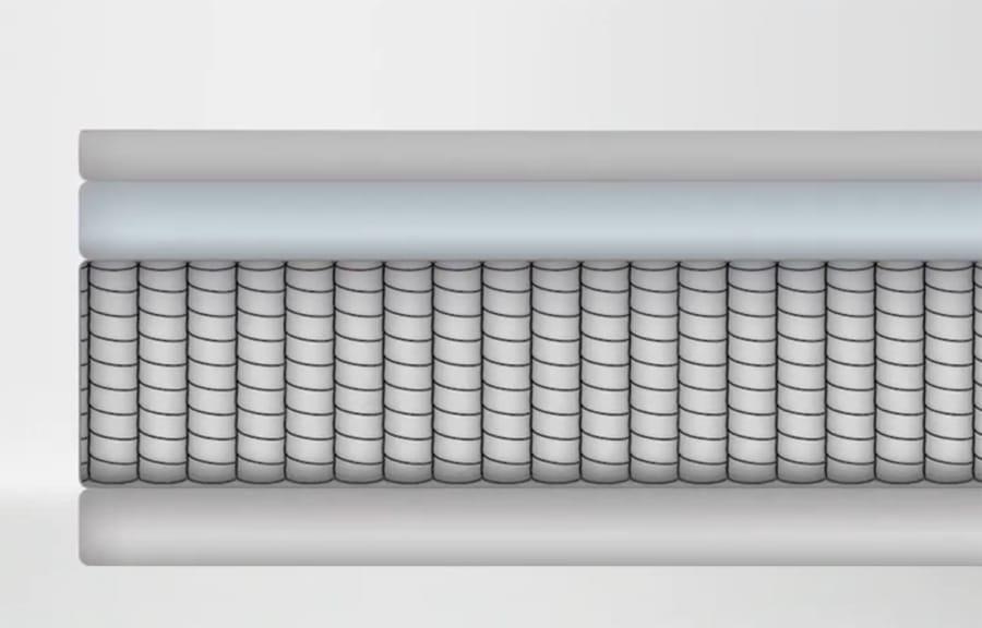 titan mattress layers
