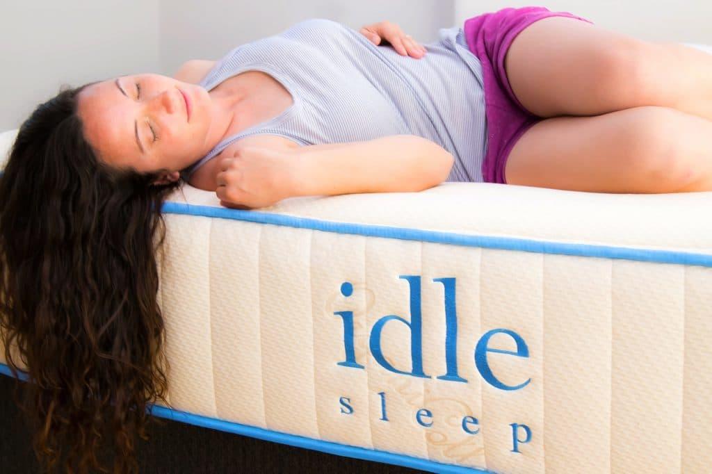 Idle sleep edge support test