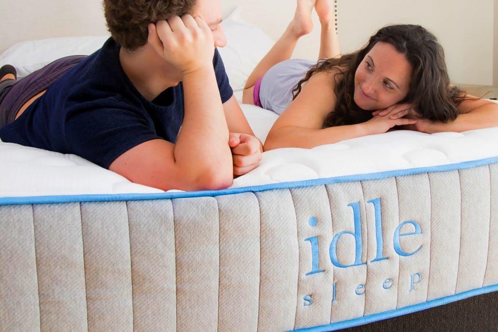 idle sleep motion isolation