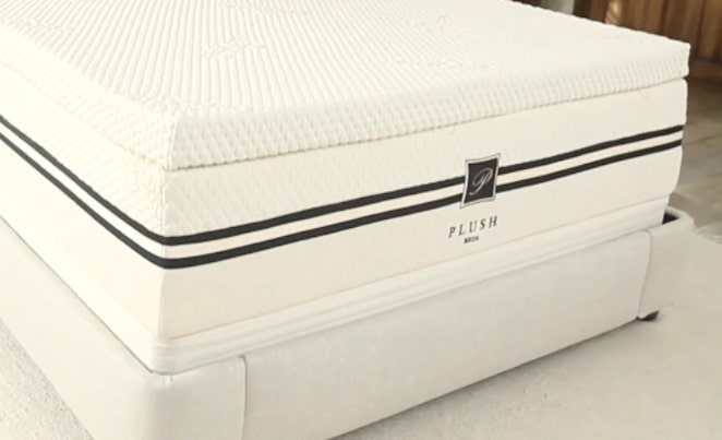 plushbeds topper