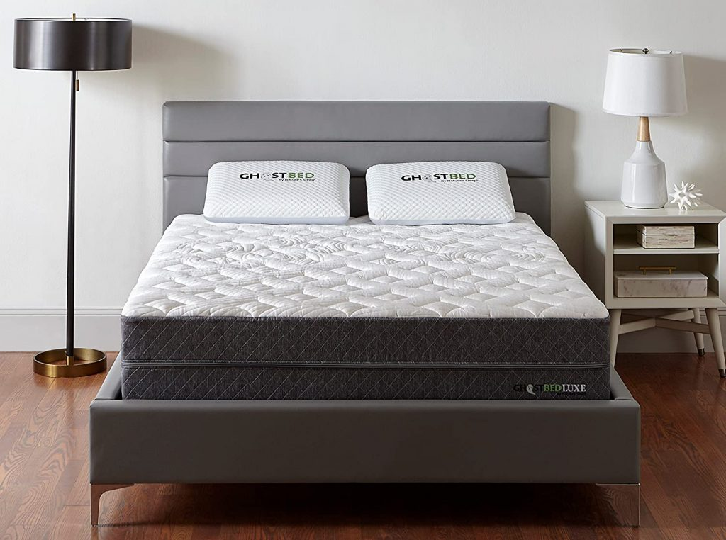 Ghostbed Luxe firmness
