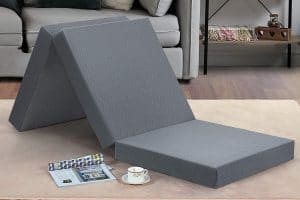 olee sleep tri-folding mattress