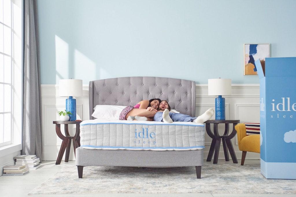 idle plush mattress