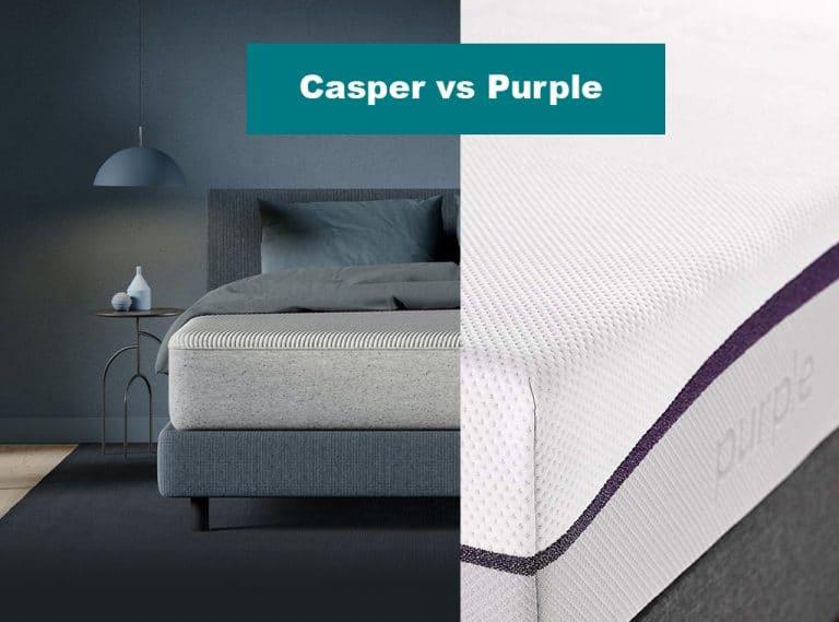 casper mattress vs purple mattress