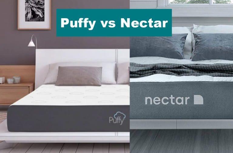 puffy vs nectar