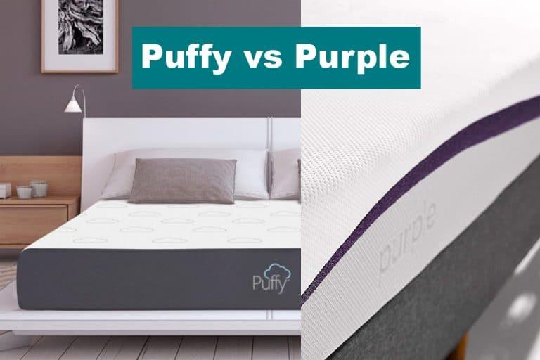 puffy vs purple