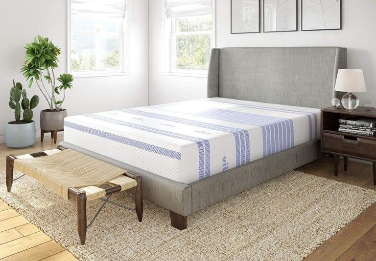 Vibe 12 inch gel memory foam mattress