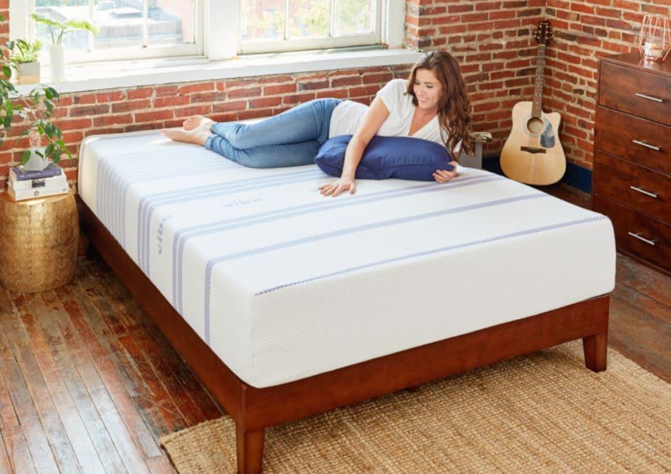 Vibe mattress edge support