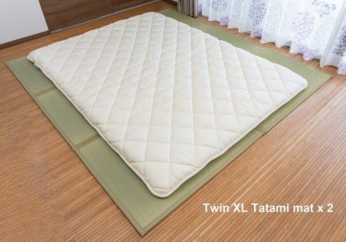FULI Japanese Traditional Shiki Futon (shikibuton)