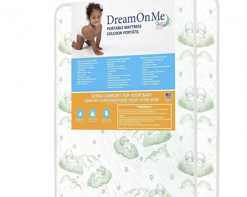 dream on me playard mattresses