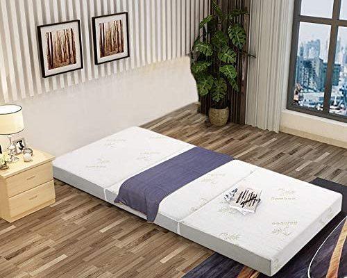 inofia folding mattress